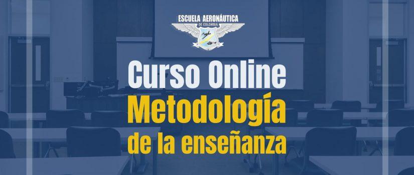 Curso de Metodología de la Enseñanza